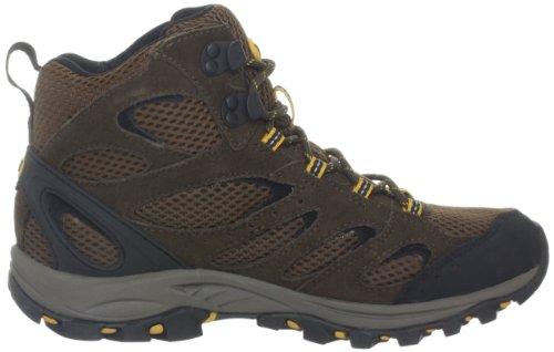 Merrell Men S Tucson Mid Waterproof Hiking Shoe Hiking