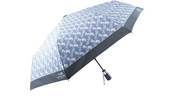 Coach 84672 - Paraguas de mezclilla: Amazon.es: Ropa y accesorios