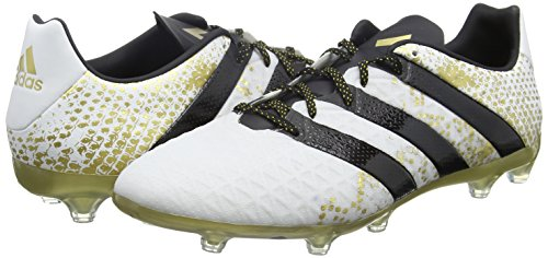 Bianco Fg 16 ftwr Adidas Scarpe Ace 2 core Calcio Metallic Uomo Black Da White gold 8tfgFqnwF