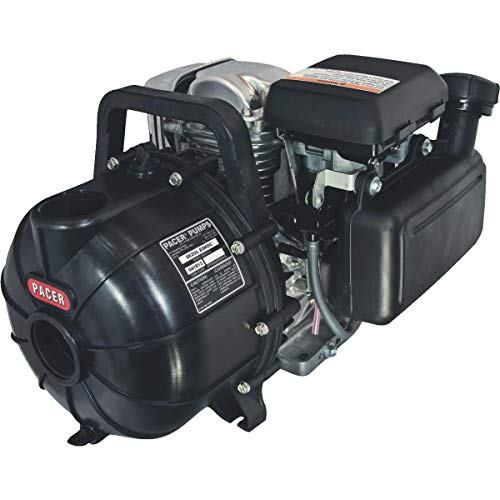 Pacer Self-Priming Transfer Pump - 2in. Ports, 11,700 GPH, 120ft. Max. Head, 160cc Honda GC160 Engine, Model# SE2UL E5HOC