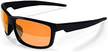 ebf02488ea 2018 Maxx Sunglasses TR90 Maxx Retro 2.0 Black with HD Amber Lens