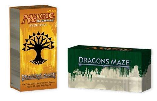 M:TG Dragon's Maze Event Deck