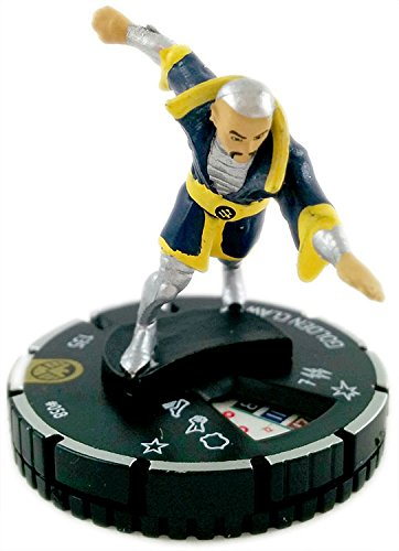 Marvel Heroclix Shield - Marvel Heroclix: Nick Fury, Agent of Shield Golden Claw 058