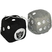 NFL Football Team Fuzzy Auto Dice