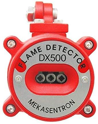 Amazon.com: Detector de llama de tipo triple IR (IR3) a ...