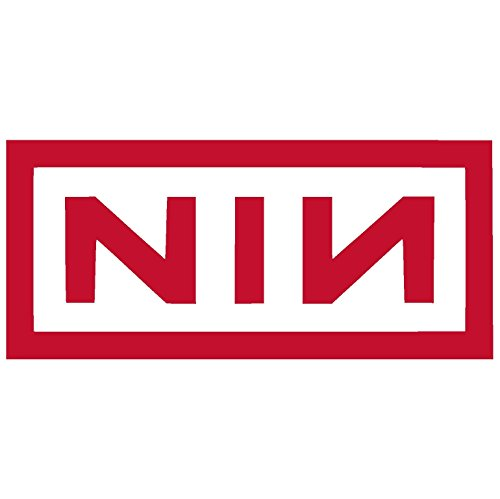 Nine Inch Nails Stickers - 7