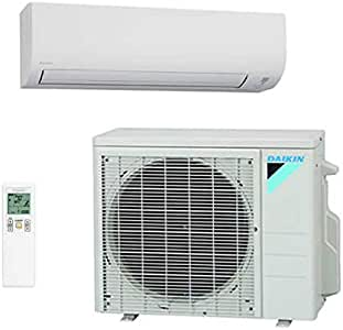 Daikin 9,000 BTU Ductless Mini Split Air Conditioner 2015 / High Efficiency/High Energy Saving/High Seer Inverter Air Conditioner Heating, Cooling, Dehumidification Ventilation 0.75 TON