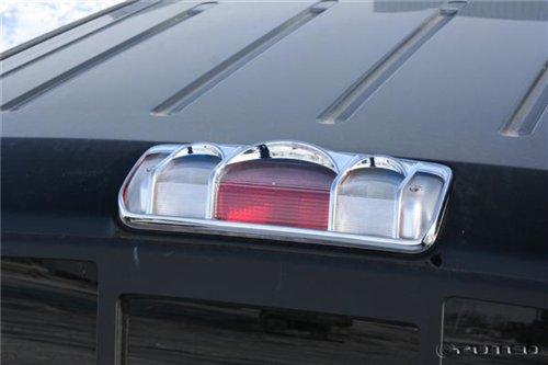 (Putco 401808 Custom Chrome Trim Third Brake Light Covers)