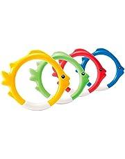 Intex Dive Dive Rings, meerkleurig, 4-delig