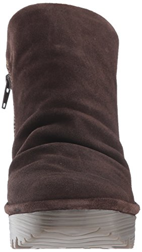 Women's London Oil Boot FLY Espresso Suede Yip zqdz75