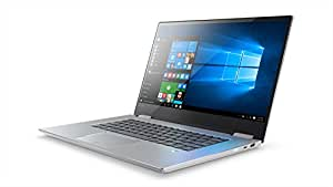 "Lenovo Yoga 720 Intel® Core™ i7-7700HQ 2.80 GHz - 16G DDR4 - 512GB SSD - GeForce GTX1050 4GB GDDR5 - 15.6"" FHD Dokunmatik Ekran - Win10 - Platinum, 80X7004XTX"