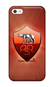 New Cute Funny As Roma Fc Case Cover/ Iphone 5/5s Case Cover
