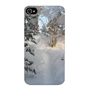 Iphone 4/4s Perfect Case For Iphone - Jryesz-1165-ejgaiqe Case Cover Skin For Christmas Day's Gift