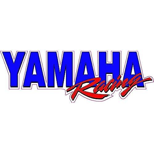 yamaha snowmobile decals amazon com rh amazon com yamaha racing team logo yamaha factory racing logo