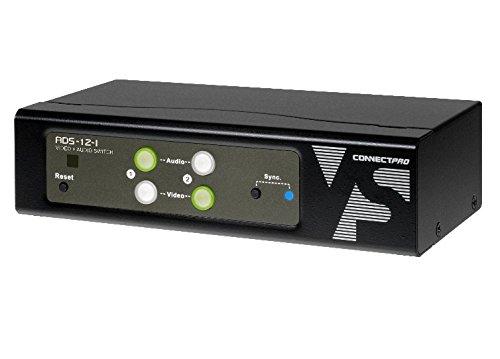 CONNECTPRO 2ポートDVI&AUDIO切替器(EDID保持機能) B00AVCHV54