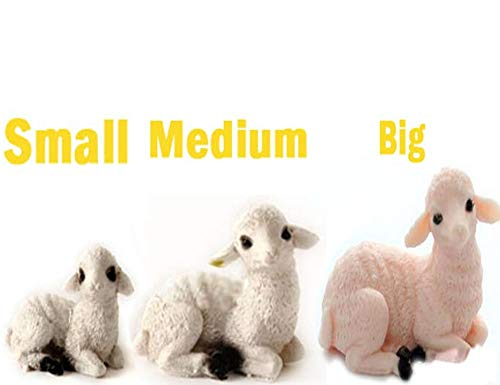 New alpaca soap mould DIY silicone sheep cake mold handmade plaster 3d animal candle molds kitchen baking cake tools S0003XY25 ()