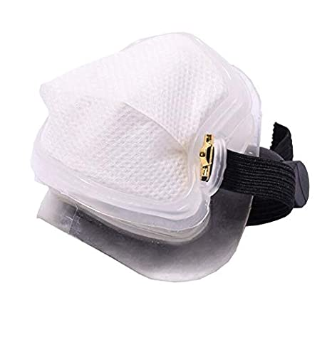 disposable breath mask