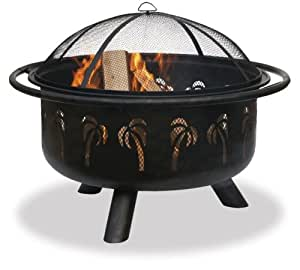 Blue Rhino WAD850SP Oil Rubbed Bronze/Black Outdoor Fire Bowl (Discontinued by Manufacturer)