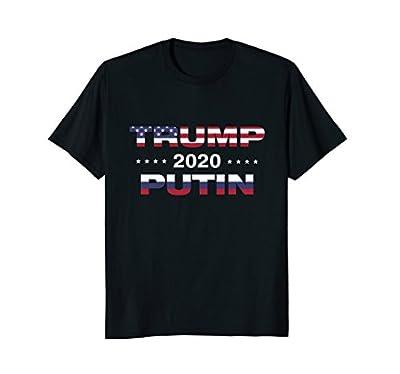 Trump Putin 2020 Funny Trump T Shirt