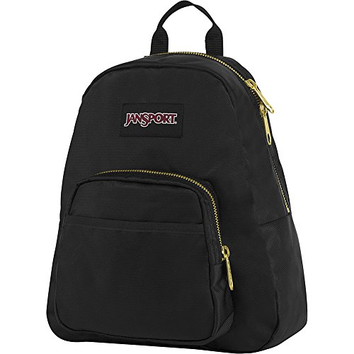 Back Negro 100 Pint Jansport Hombres Pack Half Bolsas Nylon FX wgawH7q