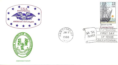us first day covers - 2