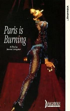 Amazon.com: Paris Is Burning [VHS]: Brooke Xtravaganza ...
