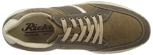 Rieker 15215 Lace-up-men - Zapatos de vestir Hombre Marrón - Braun (tabak/zimt/reh/chalk / 25)