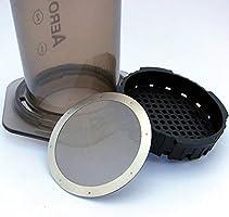 COKFEB Filtro de café 2 Filtro de Metal para café - Filtro de ...