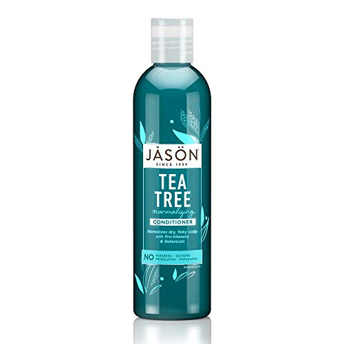 JASON Tea Tree Normalizing Conditioner, 8 Ounce Bottle