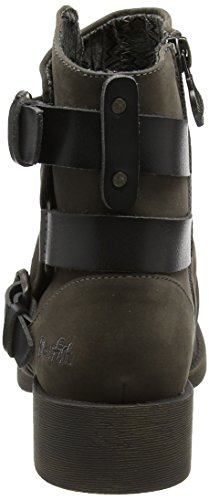Mujer Grey Botas Gris Korrekt Grey Blowfish 348 Camperas para wIC1a7qO