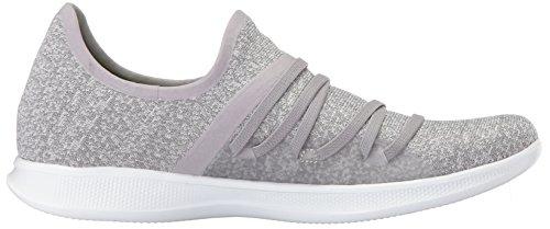 da chiaro Go Donne Step Skechers grigio Lite ginnastica scarpe ridefinisce Y1PCzUqzn