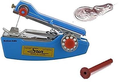 Prostuff Portable Stapler Model Sun Mini Hand Manual Sewing Machine Cool Sun Hand Sewing Machine