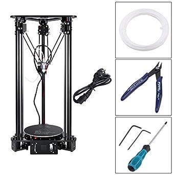 CreameBrulee Impresora 3D de alta velocidad de la pantalla ...