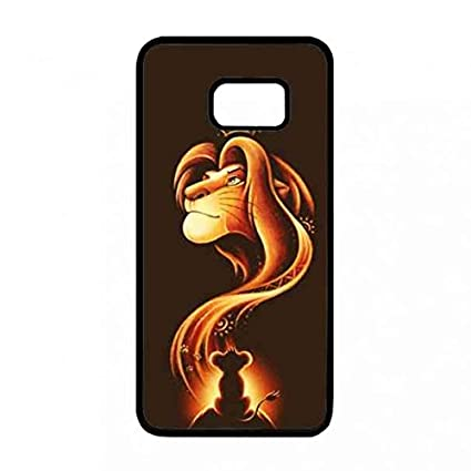 coque samsung galaxy s6 edge roi lion