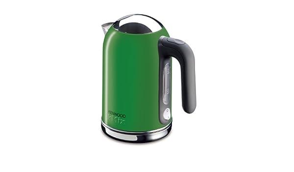 Kenwood SJM 025 Kmix - Hervidor de agua (2200 W, 1 L), color verde: Amazon.es: Hogar