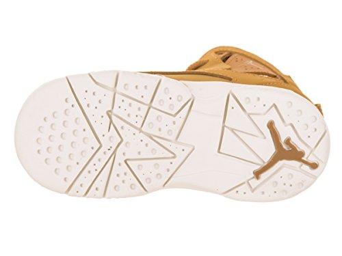 Nike Jordan True Flight BT Boys Basketball-Shoes 343797 Golden Harvest/Golden Harvest