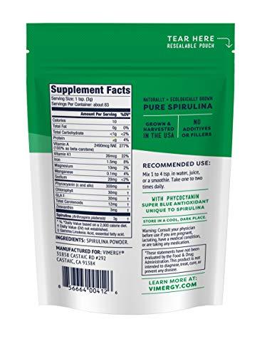 Vimergy USA Grown Spirulina by Vimergy (Image #1)