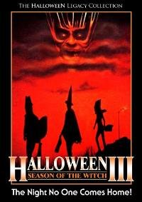 Three Witches Halloween Movie (HALLOWEEN III 3 Season of the Witch (1982) Movie Poster)