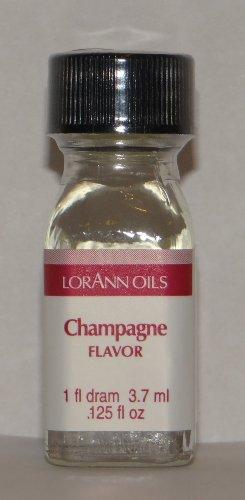 Lorann Oils Sparkling Wine Flavoring, 1 Dram
