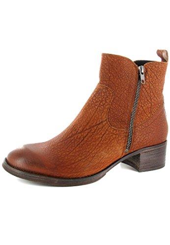 SALE - FIDJI - Damen Stiefeletten - Braun Schuhe in 脺bergr枚脽en