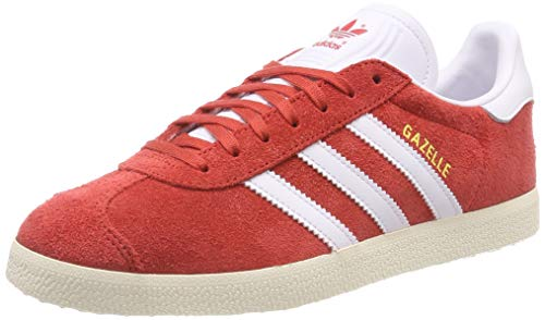 Footwear Men White Gazelle Red Red Adidas White Shoes Tactile Cream B7FHT
