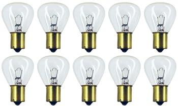 CEC Industries #1133 Bulbs, 6.2 V, 24.242 W, BA15s Base, RP-11 shape (Box of 10)