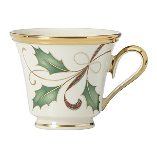 Lenox Holiday Nouveau Gold Tea Cup