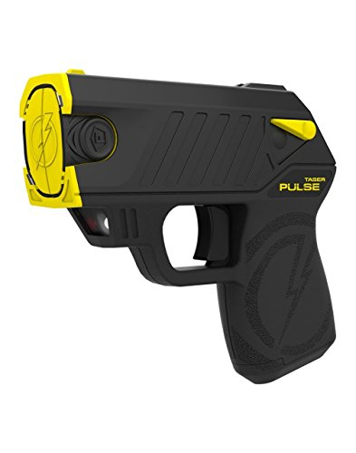 Taser Pulse with 2 Live Cartridges, Black by Taser Pulse