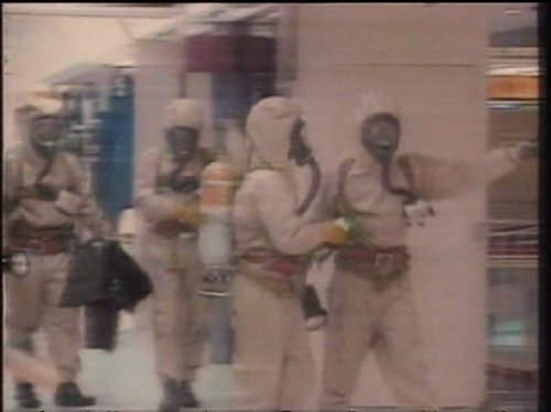 (The Tokyo Sarin Gas Attacks)