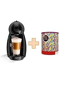 Krups Machine à Café à Capsules Nescafé Dolce Gusto Piccolo ...
