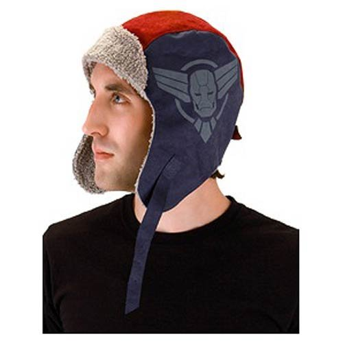 Iron Man 3 Patriot Costume Hat Select Size: One Size]()