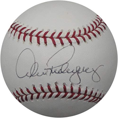 Alex Rodriguez Hand Autographed Signed Official MLB Baseball Mariners Memorabilia JSA V53573