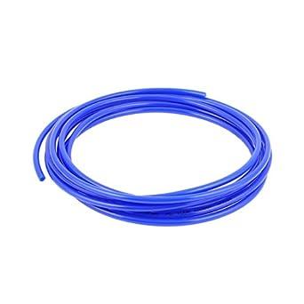 6mm x 4mm Aire Neumático Compresor Tubería PU Tubo 4.5m Azul: Amazon.es: Amazon.es