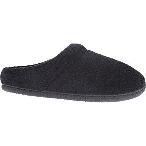tempur-pedic-womens-windsock-open-back-slipper-black-9-m-us